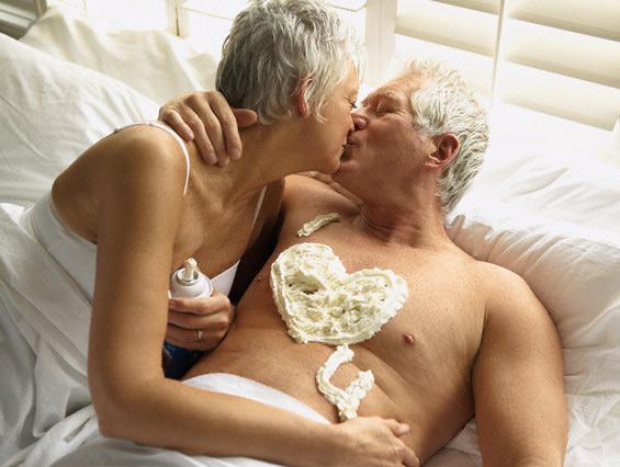 Хотят ли пожилые женщины секса много