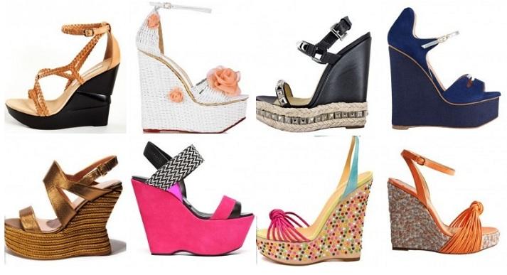Модные летние туфли, босоножки 2 16 (62 фото)