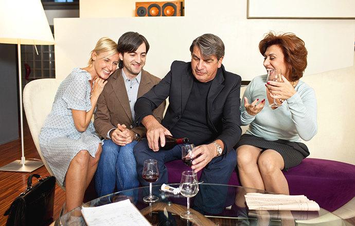 что нести в гости на знакомство с родителями