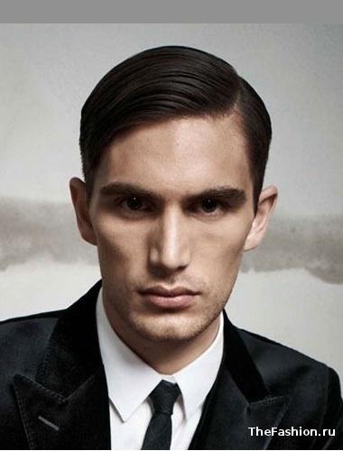 Как сделать волосы прямыми мужчине