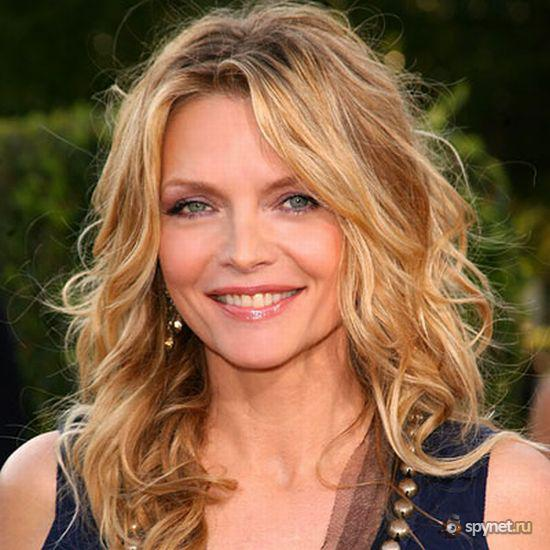 Michelle Pfeiffer — Возраст 51