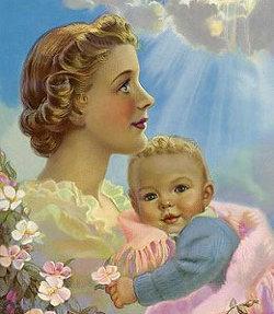 День матери вРоссии