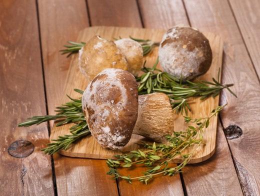 Как из замороженных грибов сделать маринованные