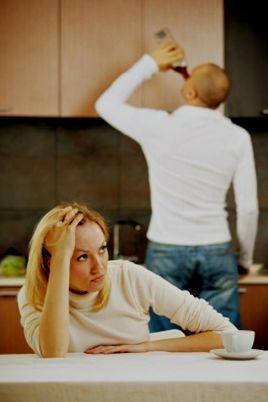 что делать жене пьющего мужа