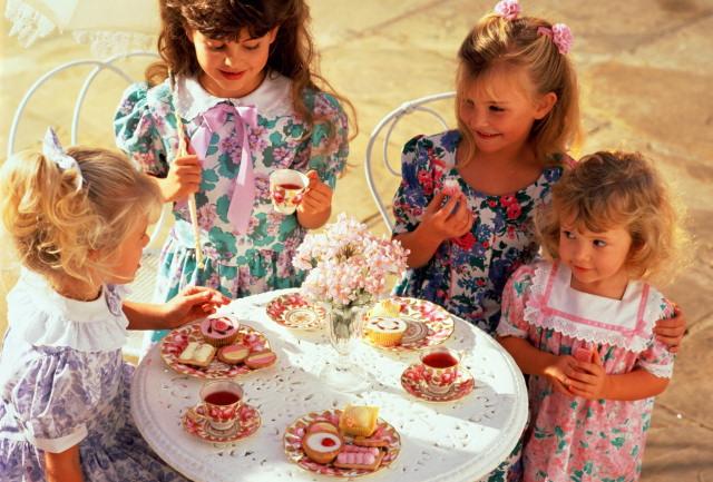 Сценарий Дня рождения для девочки