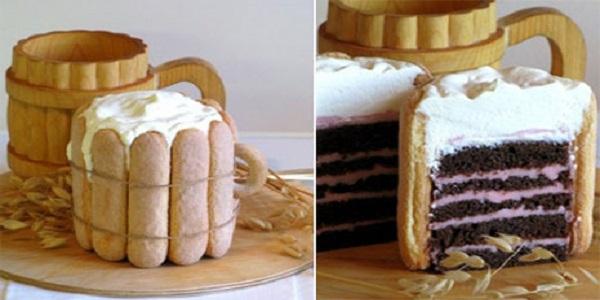 Торт своими руками для мужчин