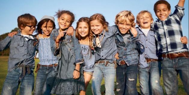 Как одеть ребенка стильно и красиво 66